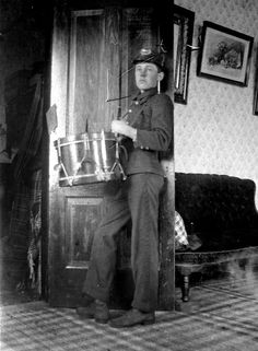 Shorpy Historical Photo Archive :: Drummer boy