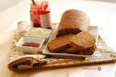 Pan de centeno.