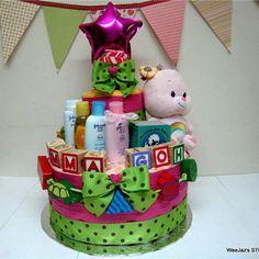 nappy cakes