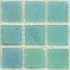 """Subdued tile. I like the name """"Ocean Water"""" ($19.31)"""
