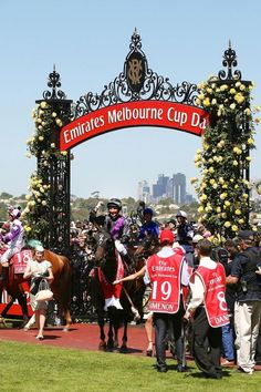 Melbourne Cup:Touted asthe race that stops a nation, the Melbourne Cup is an iconic Australian horse race that exudes all the glitz and glamor of a Hollywood premiere.