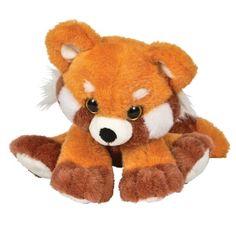 zoo crew, crew red, animals, red pandas, stuf anim, 12inch zoo, anim toy, game, panda stuf