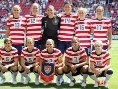 US Womens Soccer Team