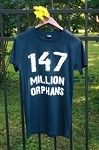147 Million Orphans:  Christ Followers, adoption, orphan care, warriors for the least of these