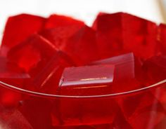 Jello is such a perfect snack before meals, especially if it is the 5 calorie sugar free. It gives you a temporary full feeling but only for about 20 minutes! I usually eat a little before I start cooking so I don't pick at food as I go and I'll still be hungry enough to eat a meal.