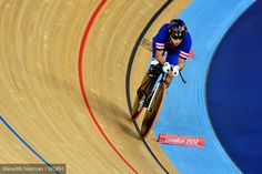 USA's Meghan Fisher, track cycling - 2012 Paralympic Games