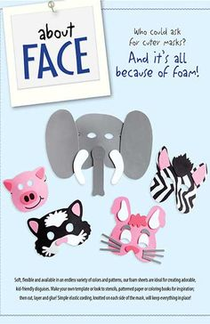 HobbyLobby Projects - About Face!