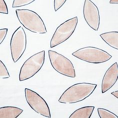 Leaves Coffee & Blue | Rebecca Atwood Designs
