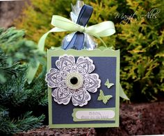 Sample for a Wedding Guest Gift by MargitsSchatztruhe - Cards and Paper Crafts at Splitcoaststampers