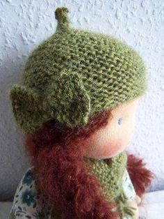 bonnet de poupée (tuto)