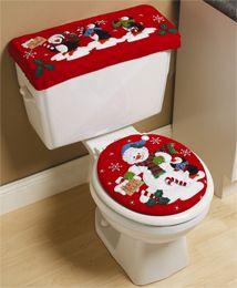 Bucilla ® Seasonal - Felt - Home Decor - Bath Ensemble Kits - North Pole Parader. #bucilla #stockings #christmas #plaidcrafts