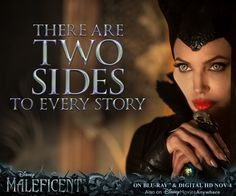 """There is evil in this world, and I cannot keep you from it."" -Maleficent"