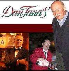 Dan Tanas Restaurant, 9071 Santa Monica Blvd West Hollywood, CA 90069 (classic Italian steak joint oozing with old Hollywood) $$$