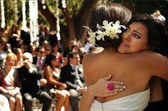 emotional wedding ceremony photo by Daniel Aguilar, Mexico wedding photographer | via junebugweddings.com