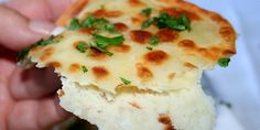 Cooking with Zoki: Coriander flat bread