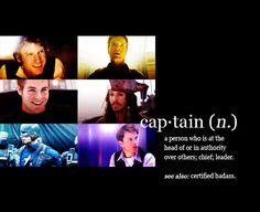 captain (n.)