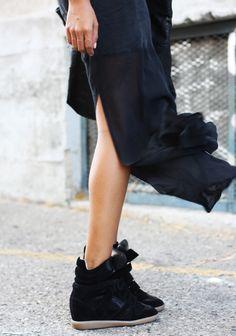 sneaks + skirts