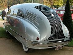 1935 Stout Scarab, it definitely looks more interesting from the back than it does the front!!