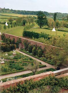 Stella McCartney's English garden