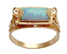 blue opal - love it!