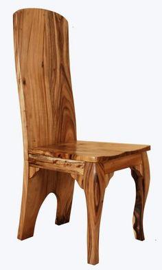 Wood Chair Design #5 - Item # DC06027
