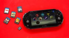 The PlayStation Vita is back for an encore. #gamers