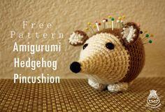 Amigurumi Hedgehog : Amigurumi (Crochet) by panda8ngel on Pinterest Amigurumi ...