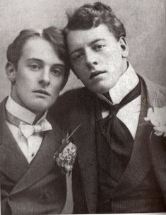 Lord Alfred Douglas and Oscar Wilde were supposedly involved in a clandestine affair. Persecution and prosecution by Lord Douglas, the father, destroyed Oscar Wilde and ultimately led to his early death a shattered man.