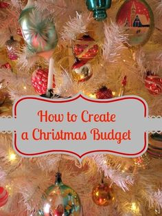 5 Tips to Create a Holiday Budget #save #money #holidays