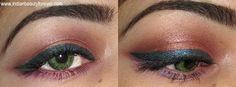 Neutral Brown Indian Eye Makeup Tutorial