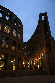 Vancouver Library - Vancouver, BC, Canada