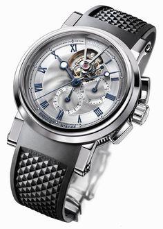 Breguet Tourbillon chronographe marine