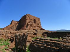 Pecos National Monument  Pecos, NM