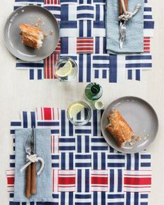 Patio-Chair Place Mats How-To