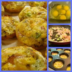 Kristi's Recipe Box: Quiche Cups