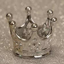Silver crown ring,too cute!