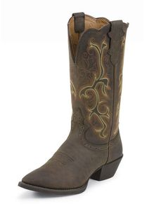 Womens Sorrel Apache Boot - L2551