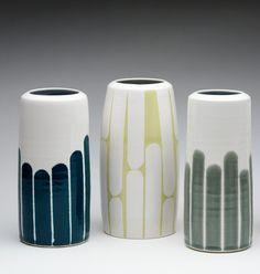 Graphic vases #vases