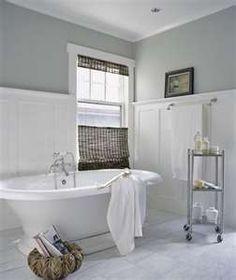 interior design, design thought, nice bathroom, bathroom idea, freestand tub, hous, white bathrooms, vintag bathroom, vintage bathrooms