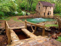 The Old Mill,Arkansas