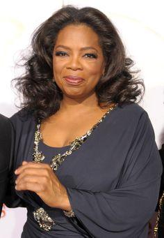 Oprah Winfrey Medium Curls