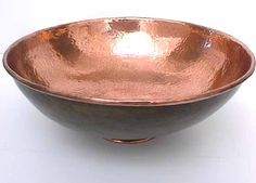 Vessel Sinks with Green Copper Patina at MexicanCopper.com - Free Shipping on all Copper Vessel Sinks