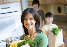 """Family Health Tip: ProMedica Clinical Dietitian Chloe Berdan recommends using the """"Go, Slow, and Whoa"""" food guide, from the National Heart, Lung & Blood Institute, as an easy way to teach your kids about healthy eating."""
