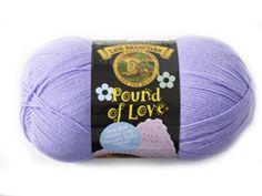 Pound of Love  Yarn from Lion Brand Yarn