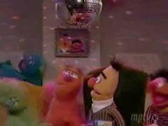 Bert & Ernie do Gangsta Rap. Tune's Ante Up by M.O.P.