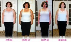 """50+ pounds in 3 months. Can't wait to see the final result. Very """"real life"""" weight loss blog @ FatGirl Diaries 