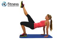 No Equipment Upper Body Workout for Great Arms, Shoulders and Upper Back - Fitness Blender