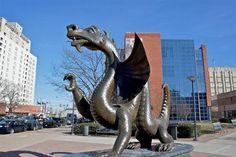 Drexel Dragon