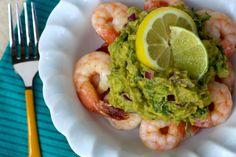 #paleo PaleOMG Shrimp and Citrus Avocado Mash olive oils, citrus avocado, avocado mash, shrimp dishes, summer recipes