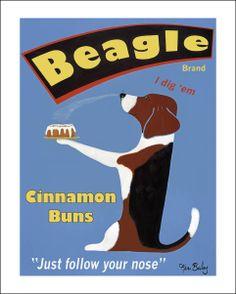 Love my beagles!